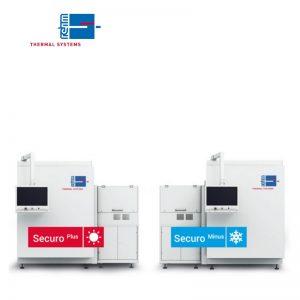 בקרת חום וקור דגם Rhem | Securo Plus