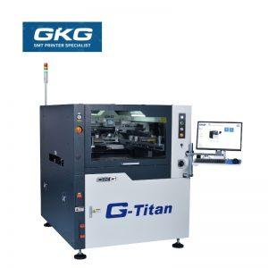 מדפסת GKG G-Titan | SMT