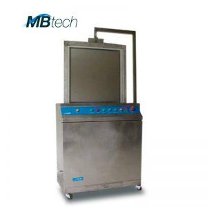 מכונת N29 SA4 לניקוי השבלונות, הדבק הלחמה, שבלונות ללא מסגרת