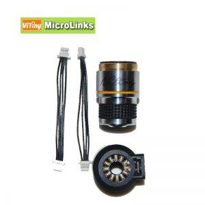 עדשה אובייקטיבית 10x למיקרוסקופ MicroLinks