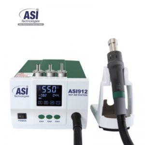 מערכת חימום אוויר לתיקון הלחמה מדגם ASI-R720 BGA / LEDntitled design